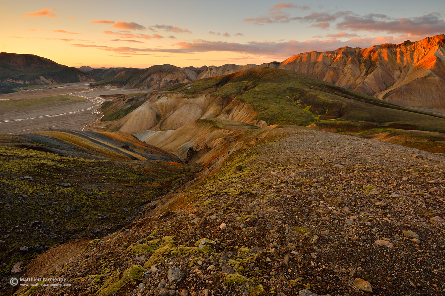 A world of colours - Landmannalaugar - Iceland