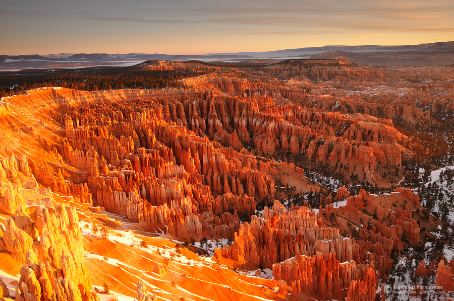 Blazing Bryce Canyon - USA