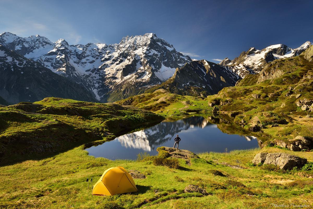 France-Alps-Ecrins-Lac-Lauzon-A-perfect-campsite
