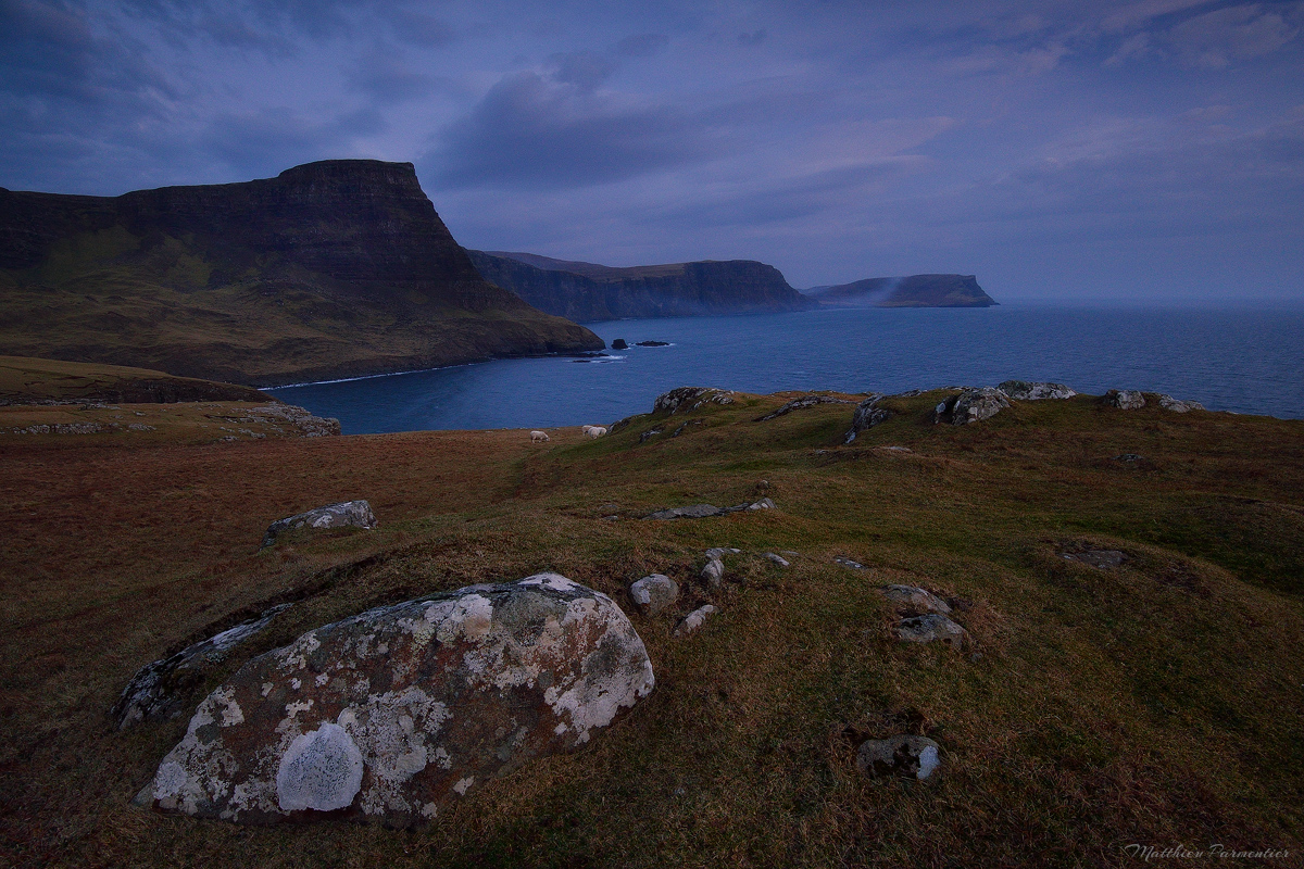 The end of the world | Neist point - Skye Island - Scotland | 2017
