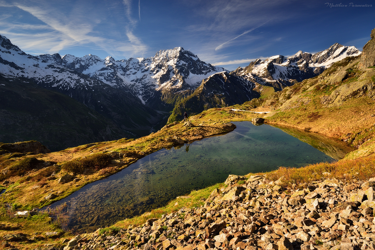France-Alps-Ecrins-Lac-Lauzon-Morning-freedom